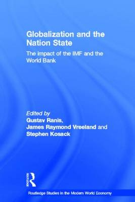 Globalization and the Nation State book
