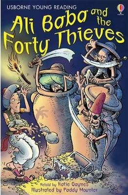 Ali Baba and the Forty Thieves book