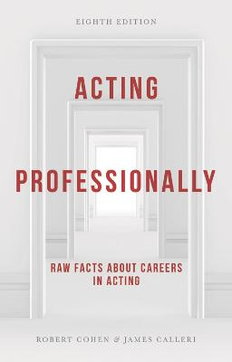 Acting Professionally book