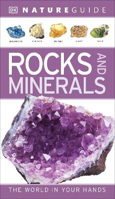Nature Guide Rocks and Minerals by DK