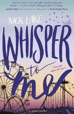 Whisper to Me book