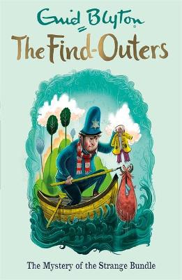 The Find-Outers: The Mystery of the Strange Bundle by Enid Blyton
