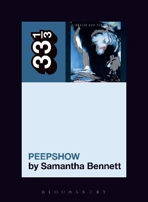 Siouxsie and the Banshees' Peepshow book