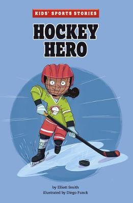 Hockey Heroes book