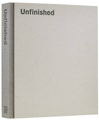 Unfinished - Thoughts Left Visible by Kelly Baum