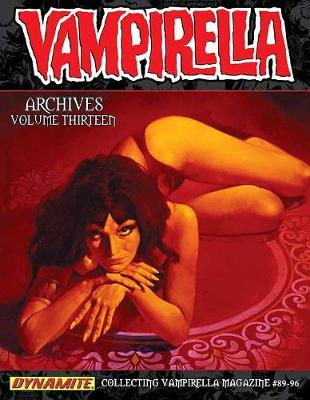Vampirella Archives Volume 13 by Auraleon