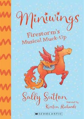 Firestorm's Musical Muck-Up book