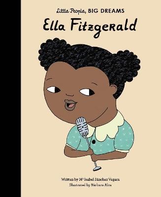 Ella Fitzgerald by Maria Isabel Sanchez Vegara