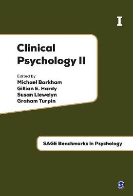 Clinical Psychology II by Michael Barkham