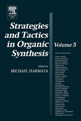 Strategies and Tactics in Organic Synthesis book