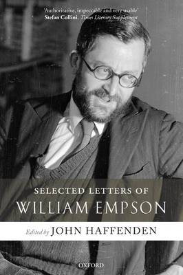 Selected Letters of William Empson book