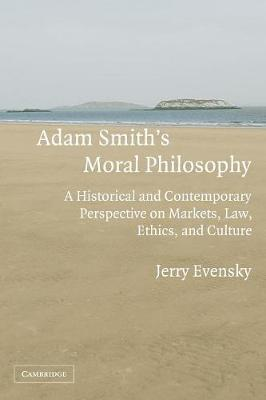 Adam Smith's Moral Philosophy book