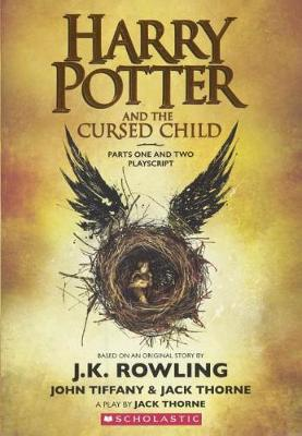 Harry Potter and the Cursed Child by J K Rowling