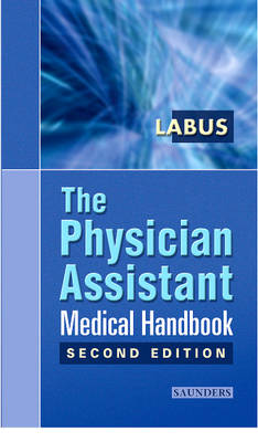 Physician Assistant Medical Handbook book