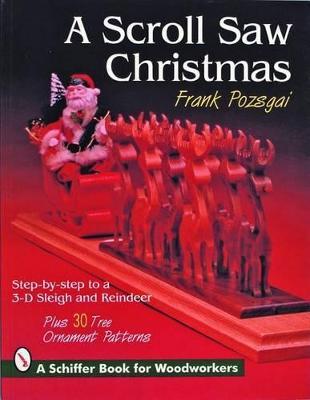Scroll Saw Christmas by Frank Pozsgai