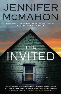 Invited: A Novel by Jennifer McMahon