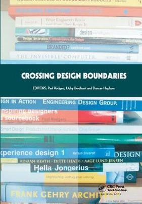 Crossing Design Boundaries by Paul Rodgers