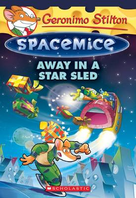 Away in a Star Sled book