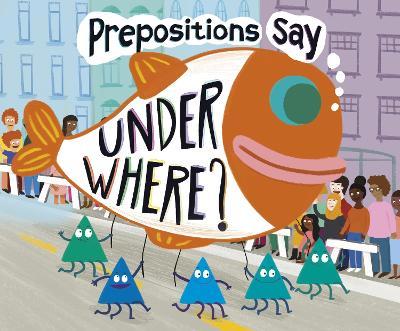 Prepositions Say