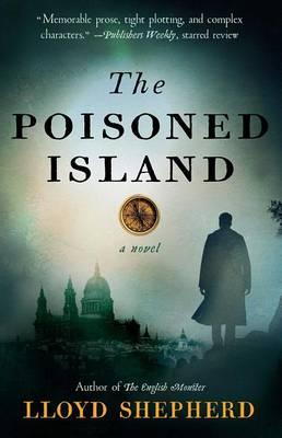 The Poisoned Island by Lloyd Shepherd