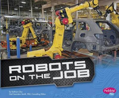 Robots on the Job book