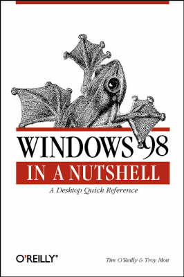 Windows 98 in a Nutshell book