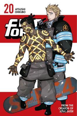 Fire Force 20 by Atsushi Ohkubo