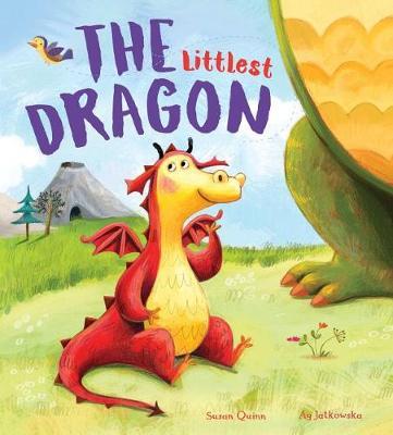 The Littlest Dragon by Susan Quinn