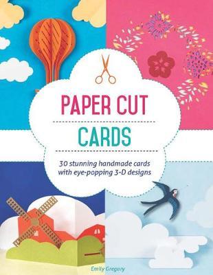 Paper Cut Cards book