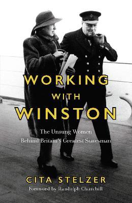 Working with Winston by Cita Stelzer