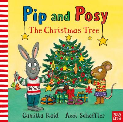 Pip and Posy: The Christmas Tree book