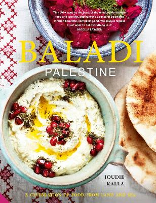 Baladi: Palestine - a celebration of food from land and sea book