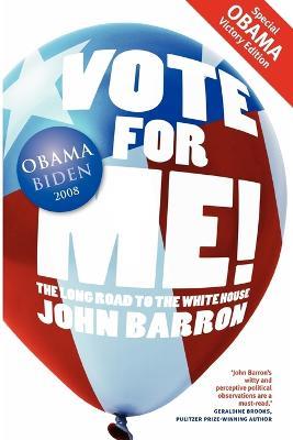 Vote for Me! book