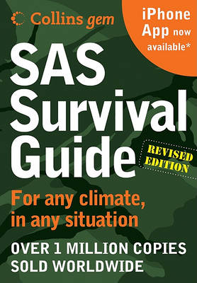 SAS Survival Guide 2e (Collins Gem) by John 'Lofty' Wiseman