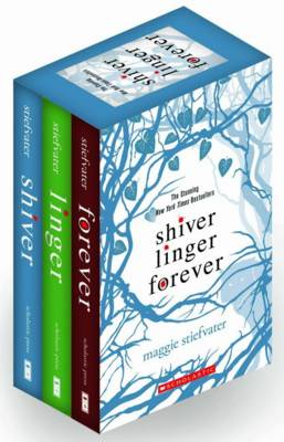 Shiver Trilogy Boxset (Shiver, Linger, Forever) by Maggie Stiefvater