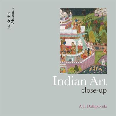 Indian Art Close-up by Anna L. Dallapiccola