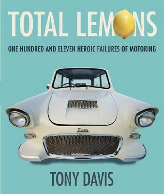 Total Lemons by Tony Davis