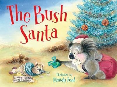 Bush Santa by Mandy Foot