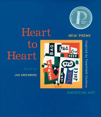 Heart to Heart: New Poems Inspired by 20th Century American Art by Greenberg