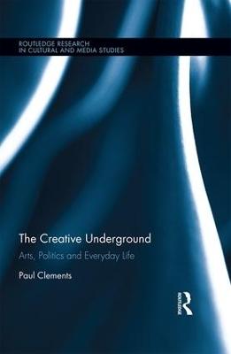 Creative Underground book