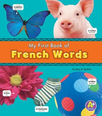 French Words by Katy R. Kudela