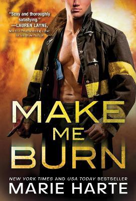 Make Me Burn book