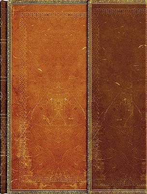 Old Lthr, Handtooled, Ult, Lin by Paperblanks Book Company