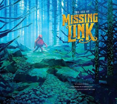 The Art of Missing Link by Ramin Zahed