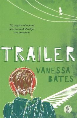Trailer by Vanessa Bates