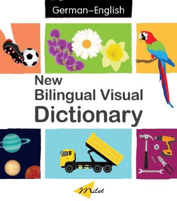 New Bilingual Visual Dictionary English-german book