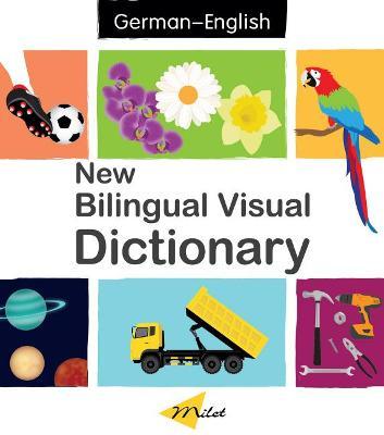 New Bilingual Visual Dictionary English-german by Sedat Turhan