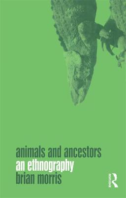 Animals and Ancestors book
