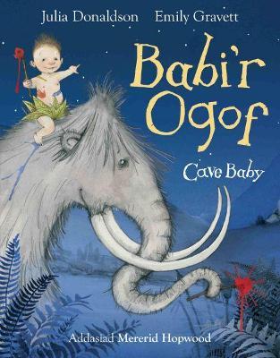 Babi'r Ogof/Cave Baby by Julia Donaldson
