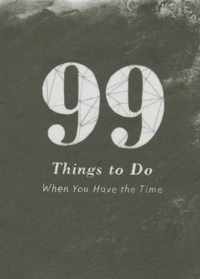 99 Things to Do by A. D. Jameson